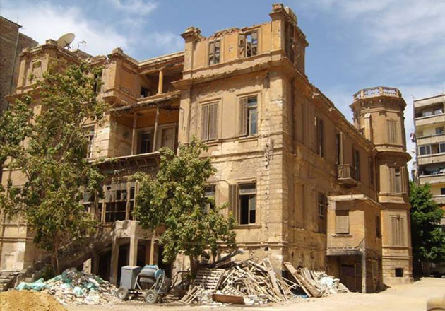 Aleksandryjski dom Durrella