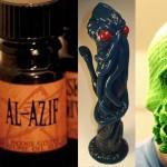 7 najdziwniejszych gadżetów inspirowanych twórczością H. P. Lovecrafta, jakie kupicie w Internecie