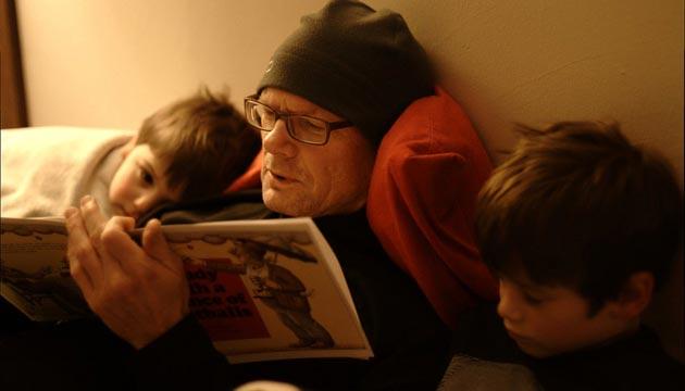 czytanie dzieciom w UK