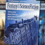 """Magazyn """"Fantasy & Science Fiction"""" powraca, ale tylko w wersji elektronicznej"""