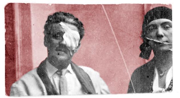 James Joyce do żony