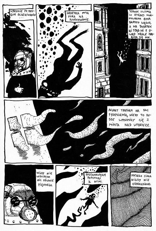 Komiksy znalezione na Strychu - 1