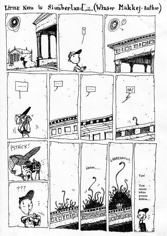 Komiksy znalezione na Strychu - 2