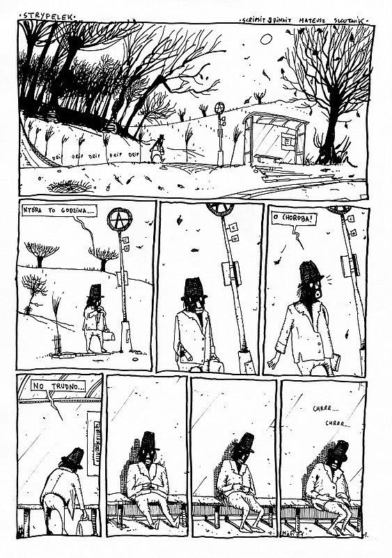 Komiksy znalezione na Strychu - 3
