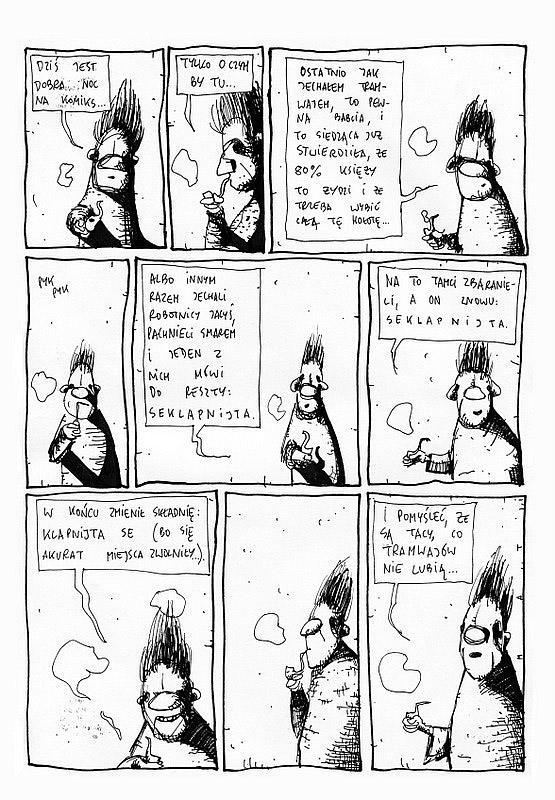 Komiksy znalezione na Strychu - 4
