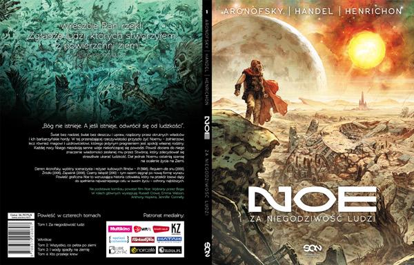 Noe - okładka