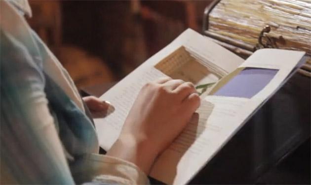 Oświadczyny z Harrym Potterem w tle