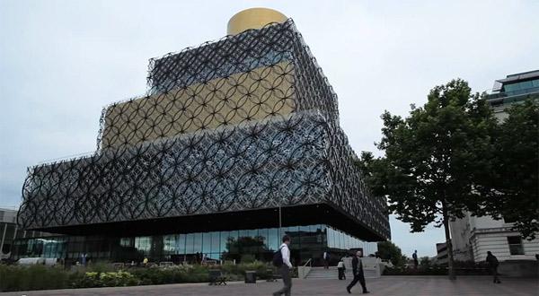 otwarto bibliotekę w Birmingham (2)
