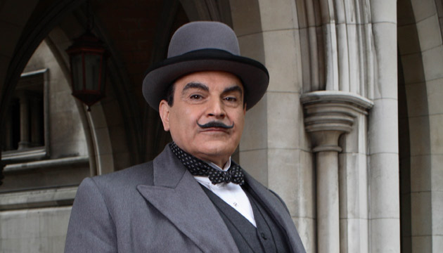Poirot powraca