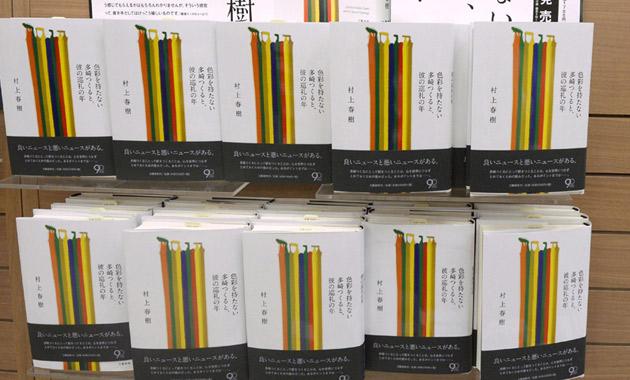 Muza zapłaciła rekordową sumę za prawa do powieści Murakamiego
