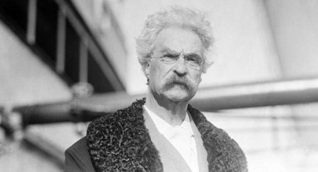 pseudonim Marka Twaina