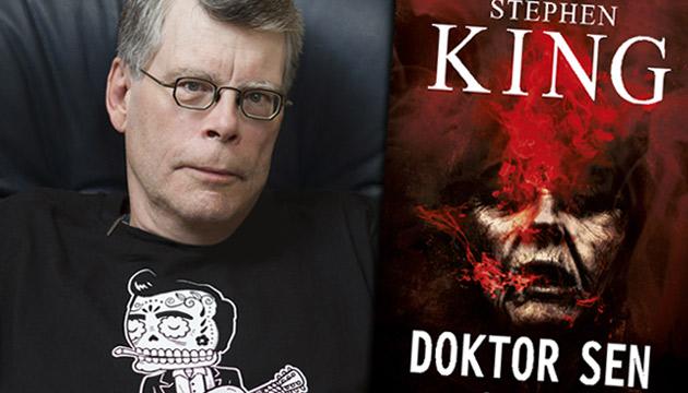 """Stephen King do czytelników """"Doktora Sen"""""""
