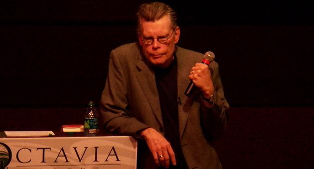 Stephen King w Europie