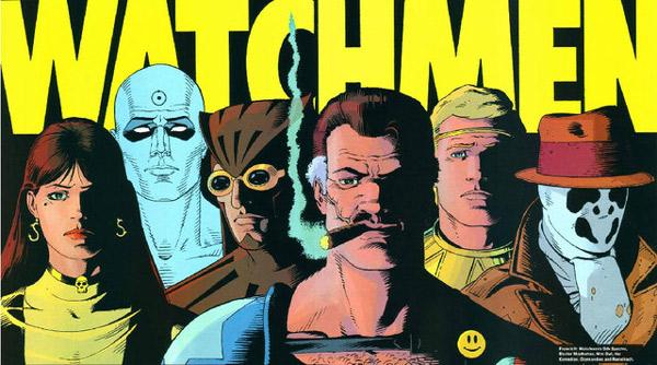 Strażnicy - premiera komiksów