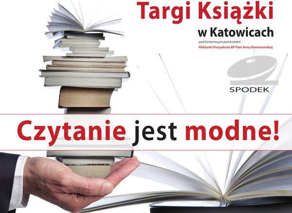 Targi Książki 2013 w Katowicach