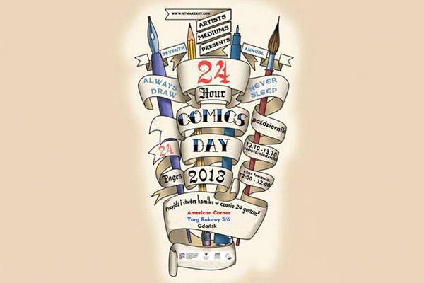 24comicsday - 2013