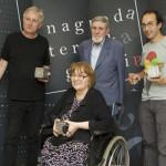 Jesienne spotkania z laureatami Nagrody Literackiej Gdynia 2013