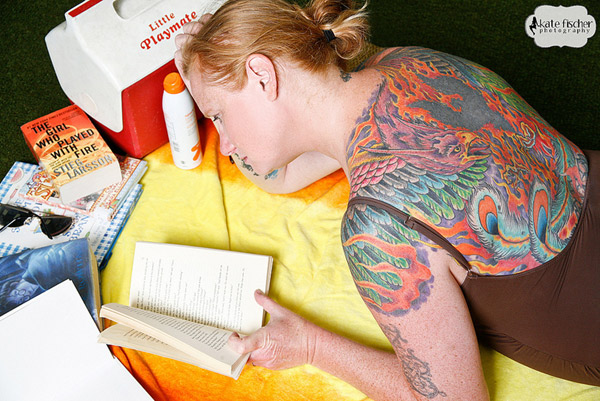 bibliotekarze i tatuaże - 2
