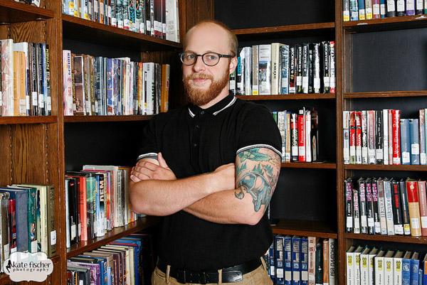 bibliotekarze i tatuaże - 3