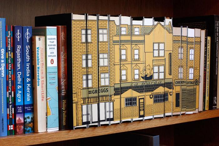 budynki na książkach - 03