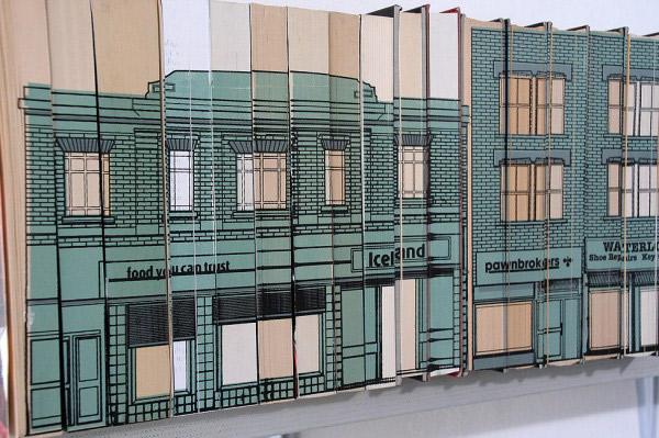 budynki na książkach - 04