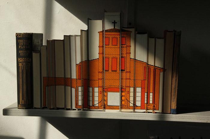budynki na książkach - 08