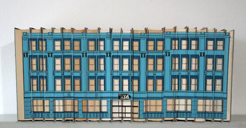budynki na książkach - 09