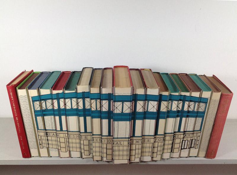 budynki na książkach - 12