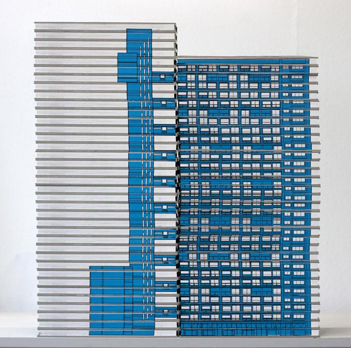budynki na książkach - 13