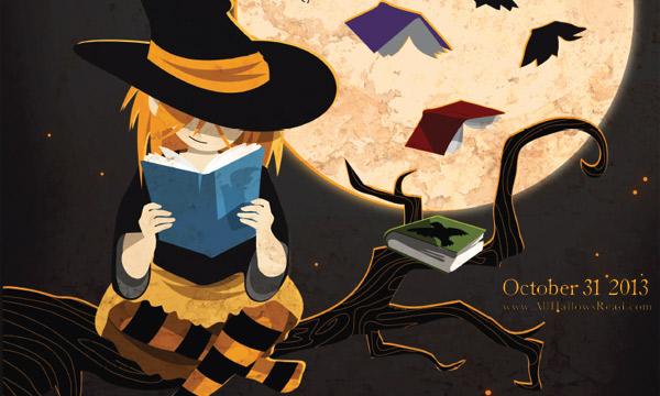 W Halloween podaruj bliskim książki