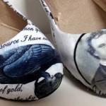 Literatura na obuwiu