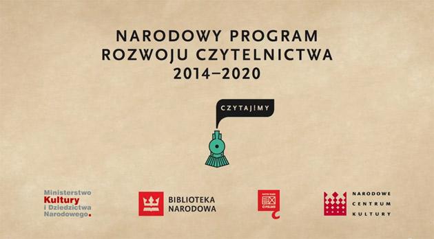 Narodowy Program Rozwoju Czytelnictwa - 1