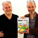 Nowy Asteriks narysowany przez nowych autorów – światowa premiera również w Polsce!