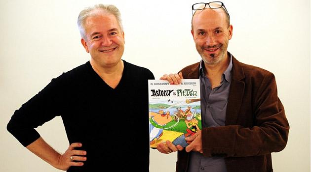 nowy Asteriks nowi autorzy