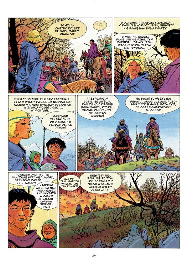Wieże Bois-Maury tom 2: Heloiza de Montgri - 4