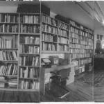 Domowe biblioteki słynnych pisarzy
