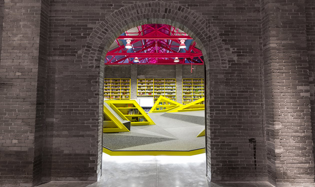 biblioteka Meksyk - 1