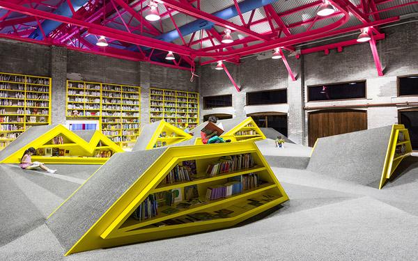biblioteka Meksyk - 2