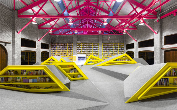 biblioteka Meksyk - 5