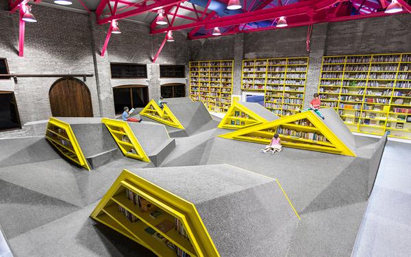 biblioteka Meksyk - 6