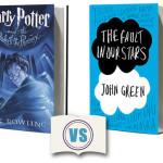 """""""Harry Potter"""" i """"Gwiazd naszych wina"""" na szczycie najlepszych książek wszech czasów dla młodzieży"""
