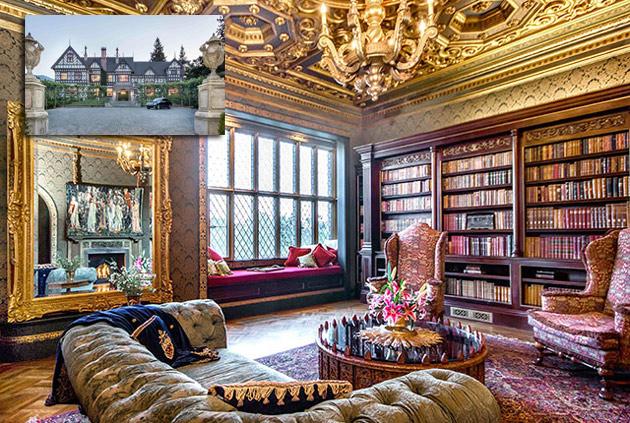 luksusowe biblioteki - 1