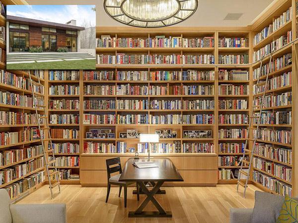 luksusowe biblioteki - 2