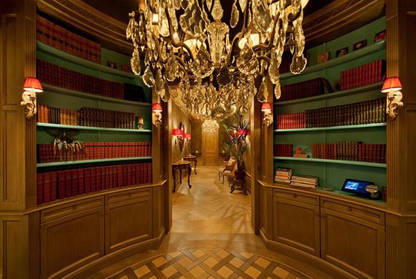 luksusowa biblioteka - 3