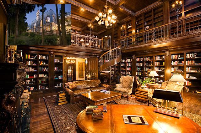 luksusowa biblioteka - 4