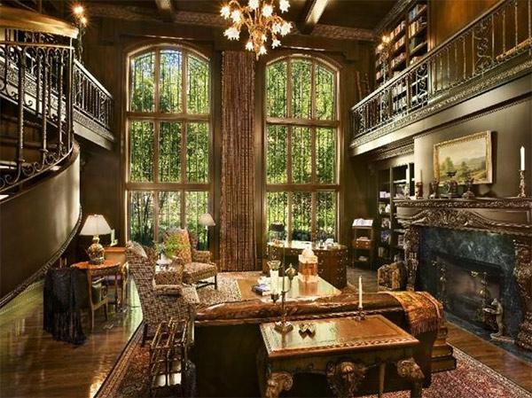 luksusowa biblioteka - 4a