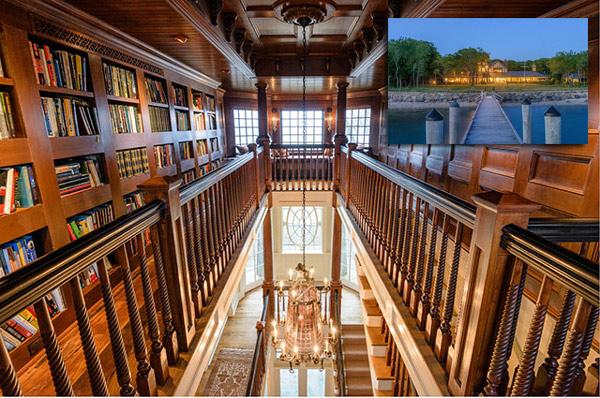 luksusowa biblioteka - 5