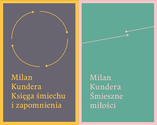 Milan Kundera - dzieła - 2