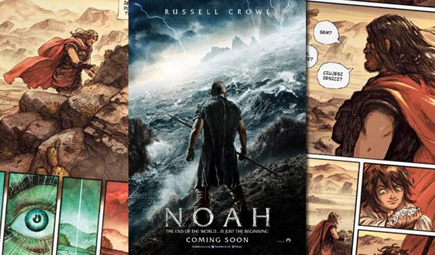 Noe - plakat