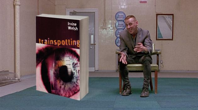 Trainspotting - ulubiona książka
